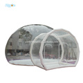 China Supplier Clear Transparent Inflatable Bubble Tent Inflateble Tent For Sale