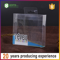 Factory direct cheap clear PET boxes