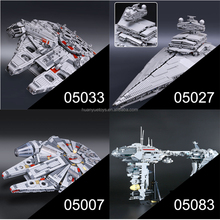 LEPIN 05027 3250Pcs Star Toy Wars Super Star Gift Destroyer Model Building Blocks Brick Educational Children Toys