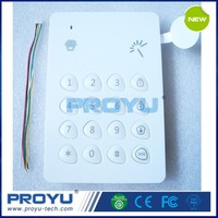 Security Home Wireless RFID Keypad Quickly Arm or Disarm Works with Electronic Locks PY-KP-700