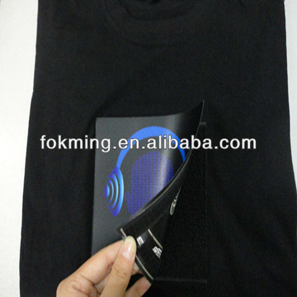 el flashing t shirt good quality