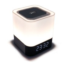Touch sensor lamp protable music player wireless speaker
