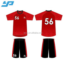 Guangzhou customize new model quick dry american jersey football