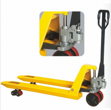 Hydraulic pallet truck (OPK) Power Souce and New Condition pallet truck
