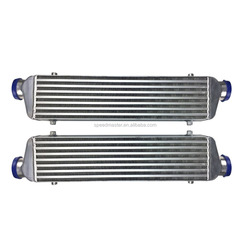 550*230*65mm bar&plate turbo front mount universal intercooler