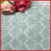 {Swiss lace}2016 heavy TRADE ASSURANCE 100 cotton embroidery lace fabric for lingerie
