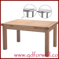 Wholesale Hot Style Wood small bistro table and chairs bistro style tables table fan for wedding wholesale