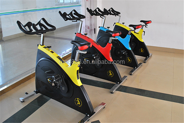 gym equipment/ion fitness spin bike from China