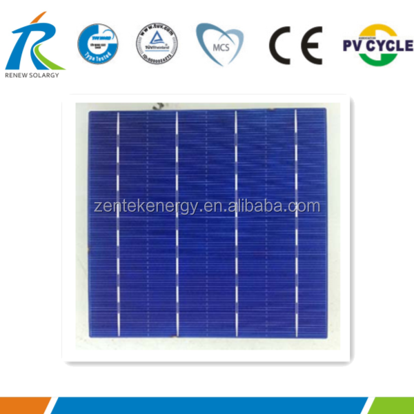 Low efficiency solar panel price per watt polycrystalline silicon solar panel solar cell panel for Malaysia