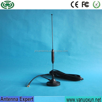 High Power 9dBi Antenna 800-2500mhz Indoor Terminal Antenna External 800-2500mhz Indoor Omni AntennaFor 3G/GSM/CDMA Phone