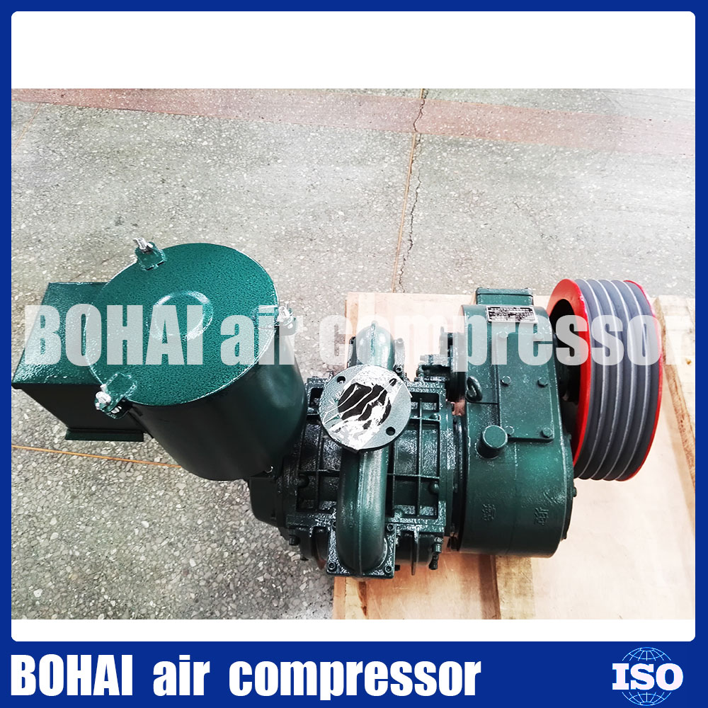 cheap best bulk cement trailer Bohai Single-cylinder12/2 air compressors