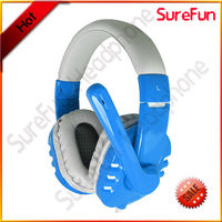 Computer,MP3,MP4.MP5.Computer,Laptop.etc. Use and Headband Style Light Headphone for Laptop