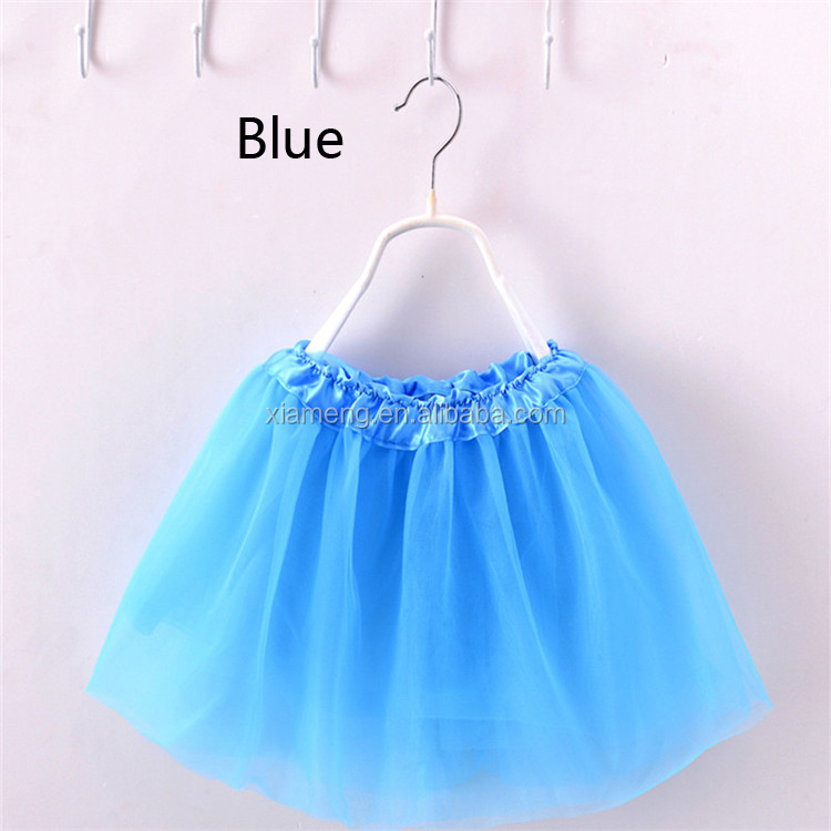 OEM/ODM Fairy Princess free size short-length girls lace tutu skirts