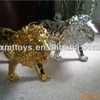 Welcome OEM ODM Resin Lion Toy