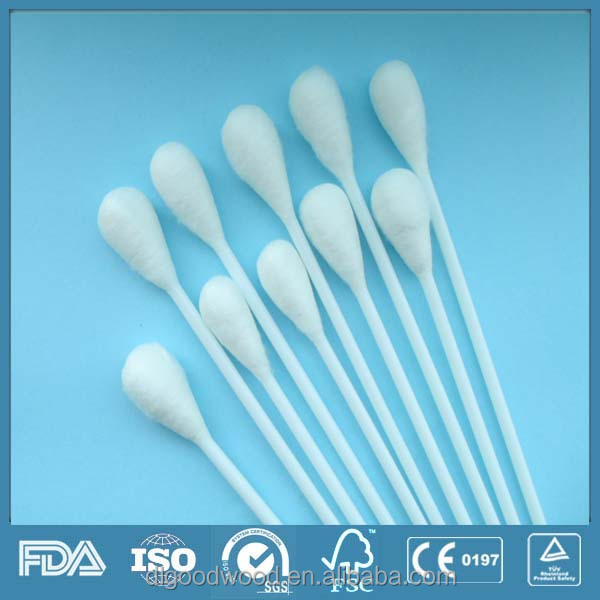 Proctoscopic jumbo tip preparation vaginal applicators
