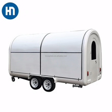 Wholesale high quality van cart food truck mobile food trailer