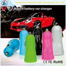 mini dual usb car charger for Traveling Data Recorder