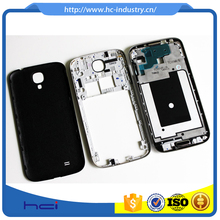 3 in1 LCD Middle Frame A+B Bezel Chassis+Back Battery Cover Housing Rear Case Replacement for Samsung Galaxy S4 i9500