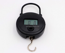 Portable Luggage Baggage Suitcase Travel Bag Scale Fishing Hook Scale