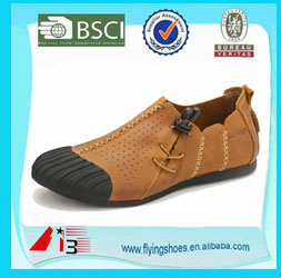 High quality Loafers leather men casual shoes