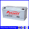 Korean car battery 58827 car battery manufacturer korea