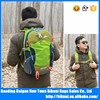 New fashion ripstop waterproof nylon green outdoor travel 35L camping hiking pack backpack bag