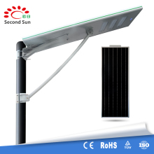 new design integrated solar street light, 10w 20w used street light poles, led street light price list factory direct
