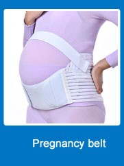 Maternity Pregnancy belly belt - Abdomen back support posture correction maternity belt breathable
