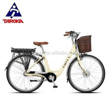 bicycle mini handlebar electric city bike by Taiwan supplier