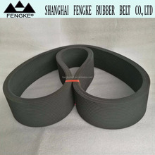 Double-sided Poly V Belts V Ribbed belts Multi Ribbed Belts