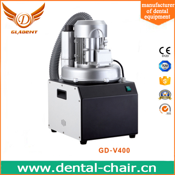 Dental Suction Unit Vacuum Pump Mobile Dental Suction