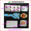Snack Blister Packing Machinery/Food Blister Packer Machine/Sauce Packaging Machine