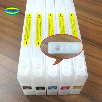 Refillable Ink cartridge for epson 9900 7900 7910 9910 wide format printer