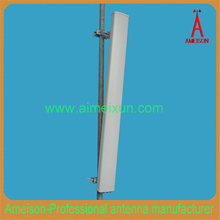 AMEISON Antenna 2.4/5.8GHz 11dBi 90 degrees Outdoor Directional Base Station Sector Panel WiFi 2x2 mimo antenna
