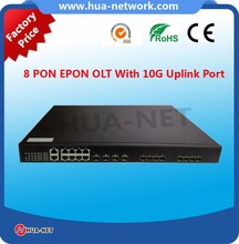 2017 Hot New Products 8Pon Port Olt Gepon 10G Epon Olt