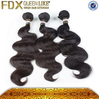 Natura color hot sell 100% natural indian human hair price list