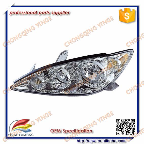 For Toyota Camry 2005 Headlight For Aftermarket