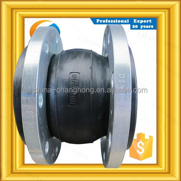 after sale service galvanized high reputation rubber expansion joint with ISO
