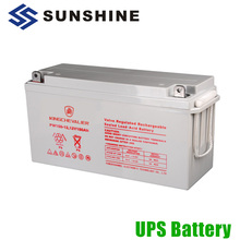Maintenance-Free Lead Acid Storage Dry Battery 12V 150Ah With Price