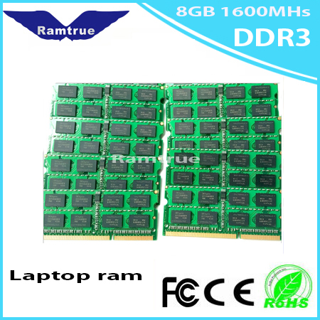 Laptop Memory ram ddr3 sodimm 1600 speed 8gb/4gb 1gx8x8c Laptop memoria ram DDR3 1333MHz So-dimm for laptop Ram