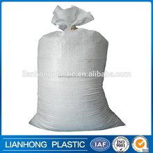 China PP Woven Bag/Sack for50kg cement,flour,rice,fertilizer,food,feed,rice sack, white sugar bag 50kg price