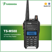 Handy Transceiver TSSD TS-M588 Digital Two Way Radio 5W Talky Walky