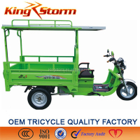 transporation vehicle for cargos ,1000W solar electric tricycle