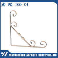 Cold Formed Steel Profile C Channel Hot Dip Hot Air Conditioner Brackets