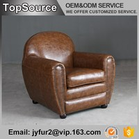 Arabic Ancient Soft Line Leather Fancy Sofa Furniture
