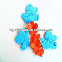 adhesive EVA foam butterfly shapes