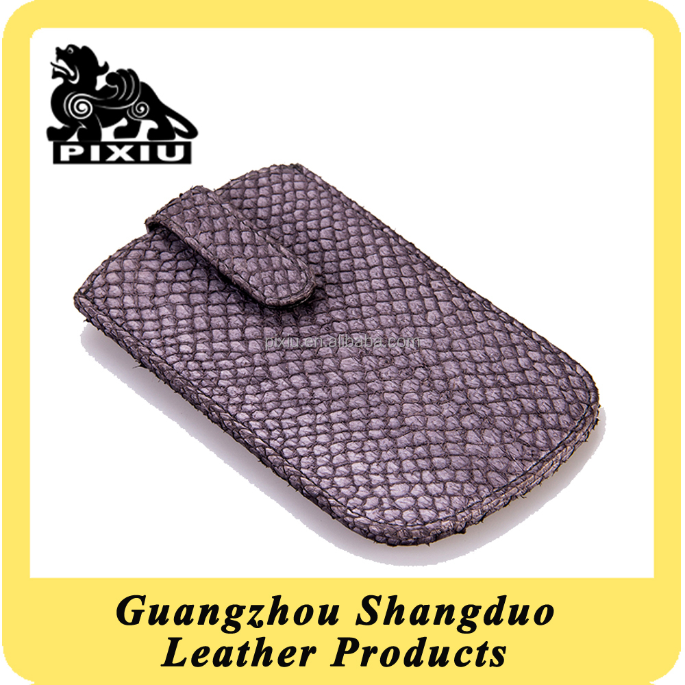 Experienced Manufacture Top Handmade Leather Cellphone Cases