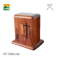 AT-URN140 luxury wooden box supplier