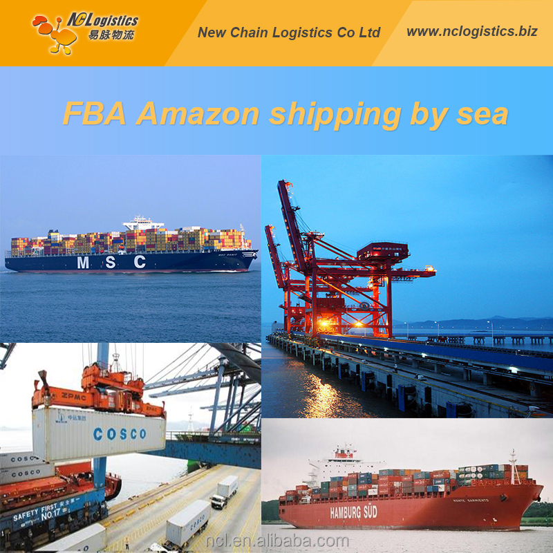 professional fba shipping agent to ONT8