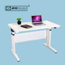 Executive Office Desk Adjustable Stand Up Movable Standing Desk